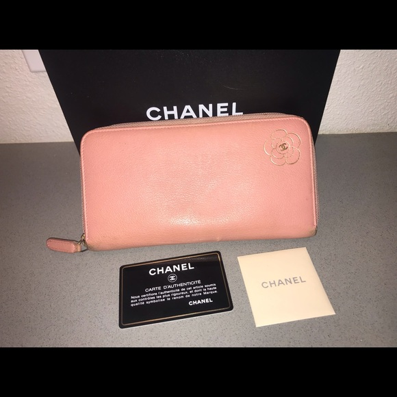 30712b566e6d CHANEL Bags | Auth Camilla Zippy Around Wallet Clutch | Poshmark